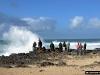 Fuerte Wave Classic - Massive spray at Puertito
