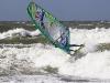 Kauli Seadi trusts in his waveriding and wins (Pic: John Carter/ PWAworldtour 2010).