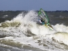 Kauli Seadi took a lot of risk in the waves (Pic: John Carter/ PWAworldtour 2010).