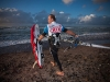 Kevin Pritchard heading out - © Pic: Cold Hawaii World Cup