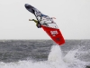 Dany Bruch one footed - © Pic: PWA/John Carter