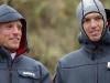 Teammates Klaas Voget and Victor Fernandez - Pic: PWA/John Carter