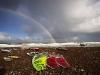 Changing weather - Pic: PWA/John Carter