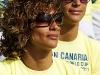 The moreno twins - Pic: PWA/John Carter