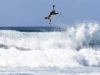 Marcilio Browne bails out - Pic: PWA/John Carter