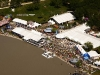 The view from the helicopter - Pic: PWA/John Carter