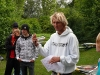Skippers Meeting with Adrian Beholz