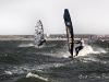 Denel chasing Malte Reuscher - Pic: Jonas Roosens