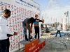 Freestyle podium celebrations - Pic: Jonas Roosens