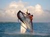 Taty with his new Maui Sail / © Taty Frans