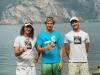 Steve Chismar, Steven van Broeckhoven and Fabio Calo - Pic: Michael Reusse
