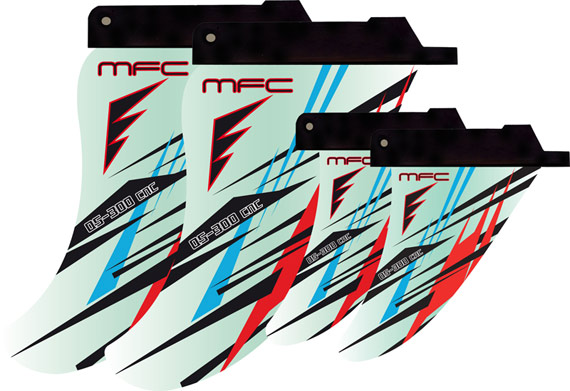 The first generation of MFC production Quadfins (Pic: MFC)