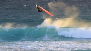 Summer waves at Albany