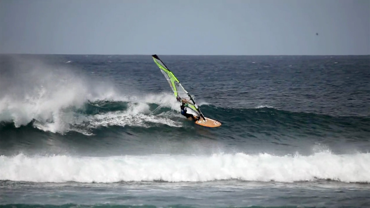 Justin Denel in the FWC 2011