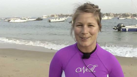 Sarah Hebert Atlantic Crossing