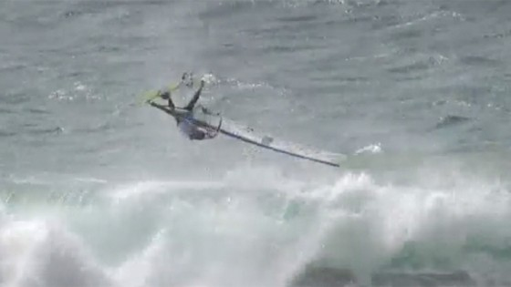 Aerial Crash by Will Ward