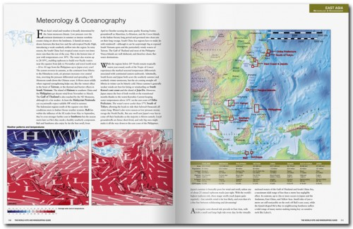 Sample page Meteo East Asia