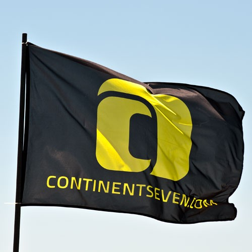 Continentseven flag