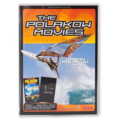The Polakow Movies DVD