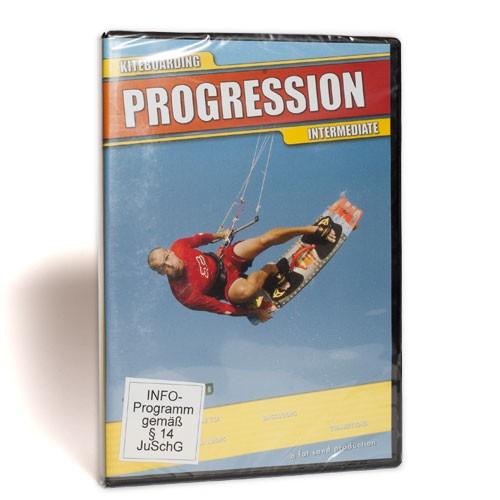Kiteboarding Progression Intermediate