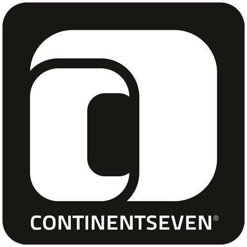 Continentseven Sticker L