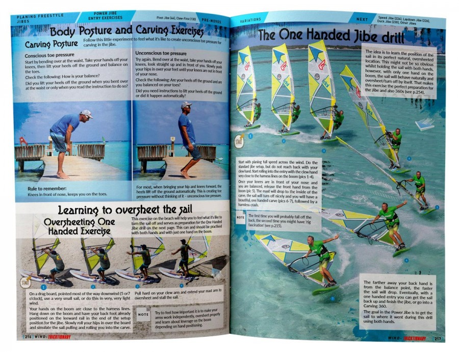 Tricktionary Windsurfing Bible 3