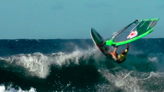 Frontside Wave 360 by Kevin Pritchard