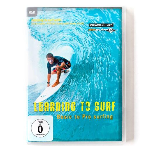 Surfing DVDs