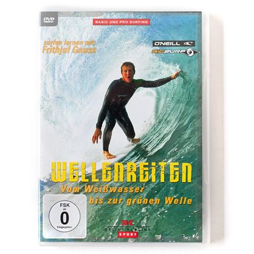 Wellenreiten - vom Weißwasser bis zur grünen Welle