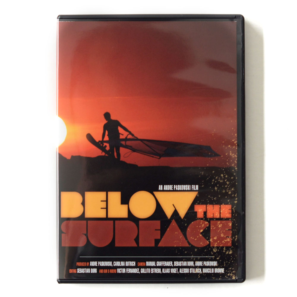 Below the Surface DVD
