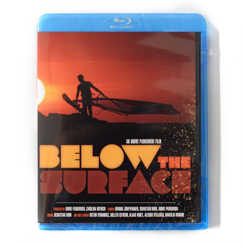 Below the Surface Blu Ray