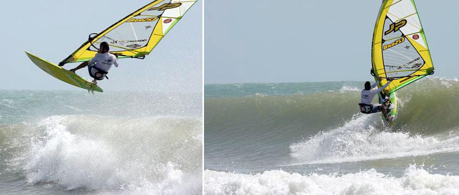 Waveriding action Kauli Style