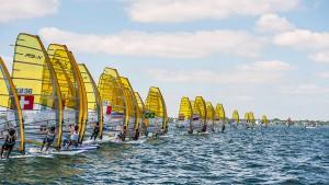 RSX Men Fleet (Pic: ISAF)