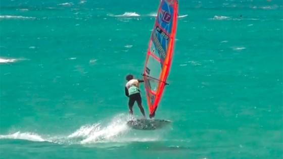 Air Bob one handed by Antony Ruenes