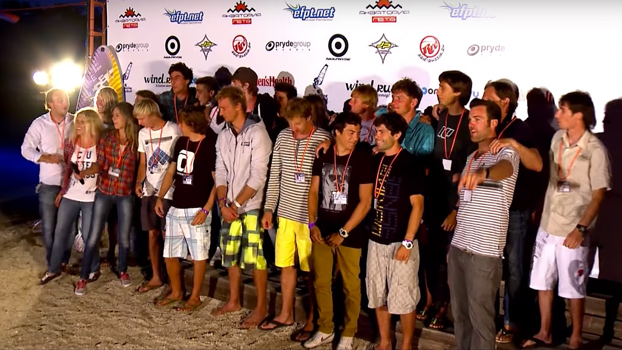 Aqualeto Cup EFPT in 2013