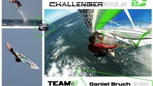 Daniel Bruch joins Challenger Sails