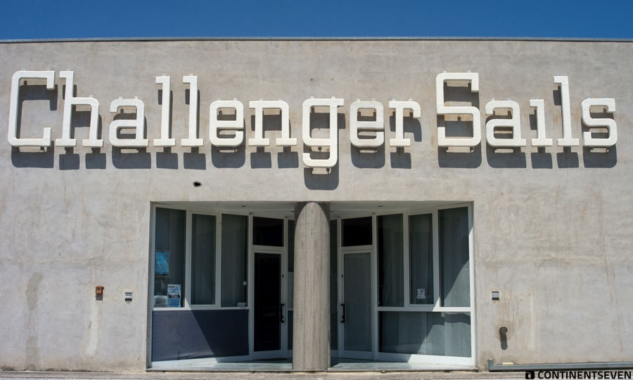 The Challenger loft