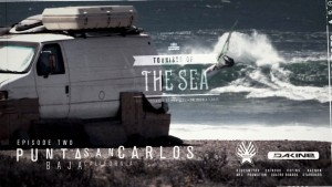 Kevin Pritchard and Graham Ezzy in Baja California