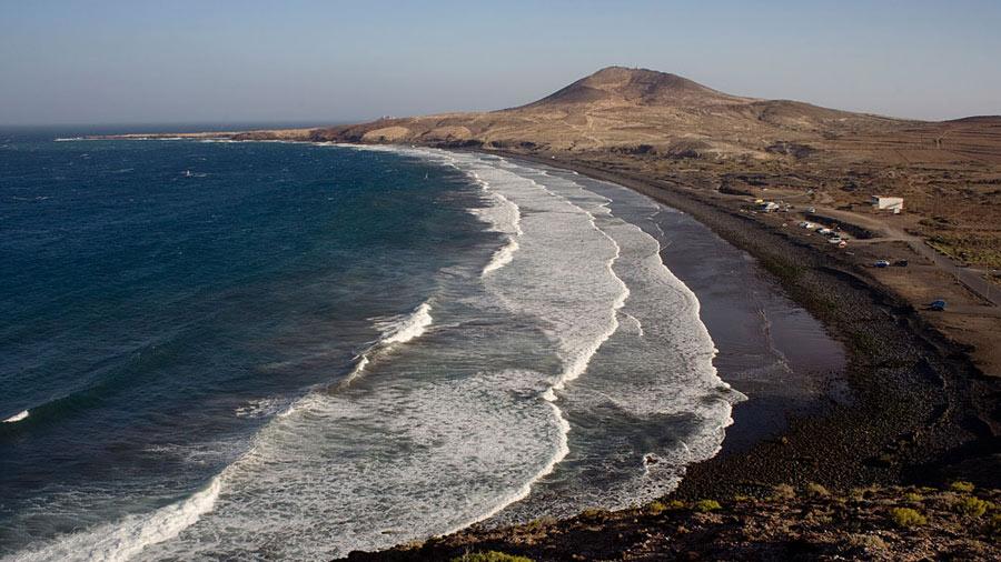 Vargas beach (Pic: Nayra Alonso)