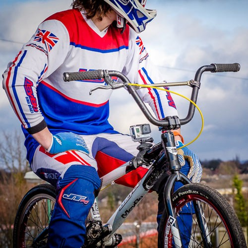 Mount on a bike
