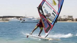 Ahmed Omar Flaka one handed
