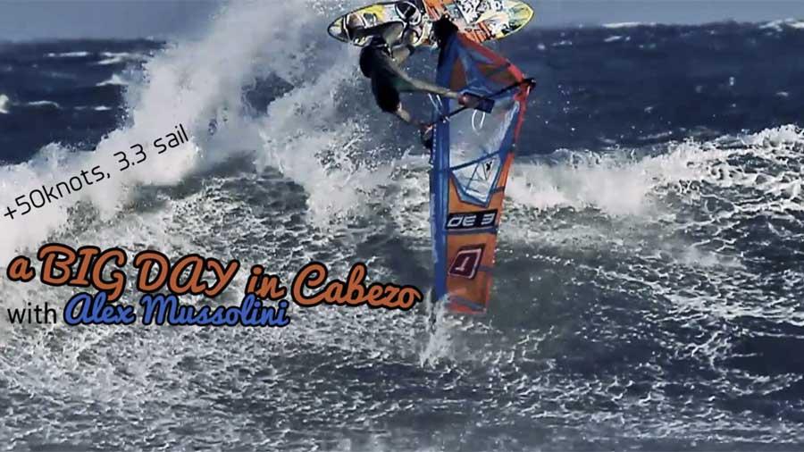 Alex Mussolini at El Cabezo