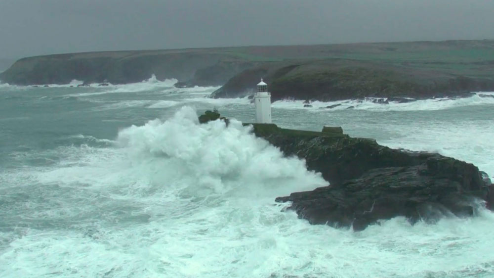 Storm Chase Cornwall
