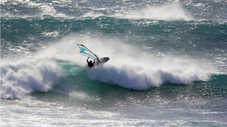 Nice conditions at Margaret River