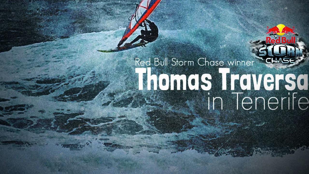 Thomas Traversa in Tenerife
