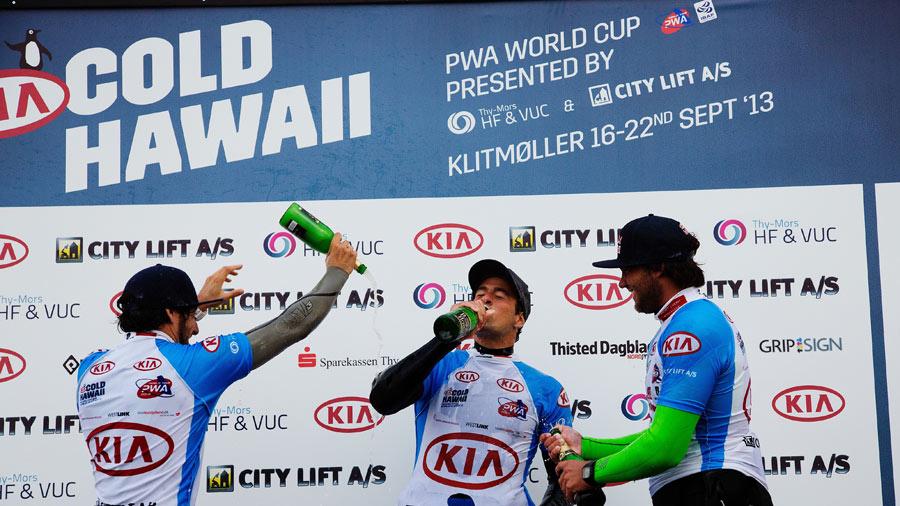 Cold Hawaii, PWA, World Cup,