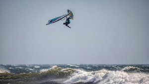 Levi Siver at Pistol River 2014 (Pic: Simon Crowther)