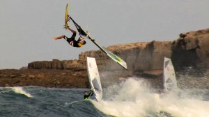 Marcilio Browne with spring action from Gran Canaria