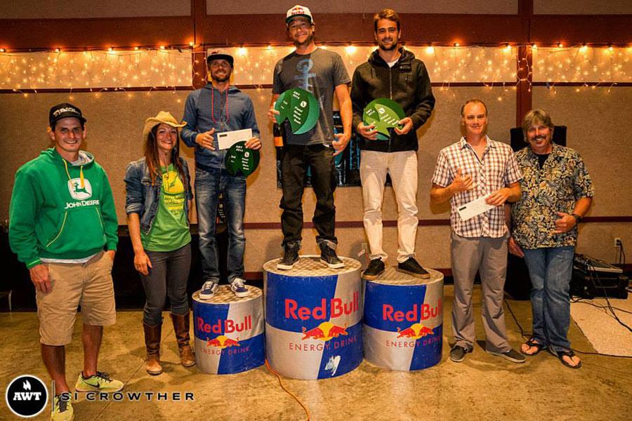 American Windsurfing Tour Pistol River 2014 Winners