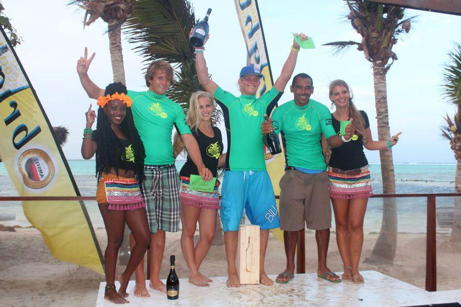 Sorobon Masters Freestyle winners